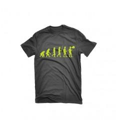 """""""Evoliucija"""" marškinėliai"""
