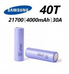 Samsung 40T 21700 4000mAh 30A baterija