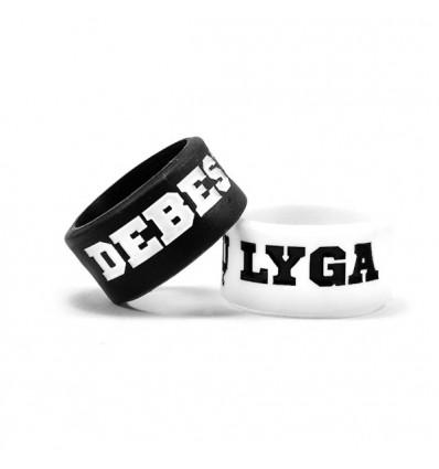 """""""Debesų Lyga"""" silikoninis žiedas (vape ring)"""