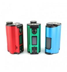 Dovpo TopSide Dual Squonk baterijos modifikacija