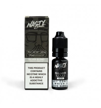 Nasty Salt Silver Tobacco