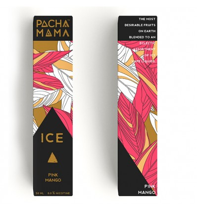 Pachamama Ice Pink Mango