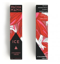 Pachamama Ice Strawberry Jubilee
