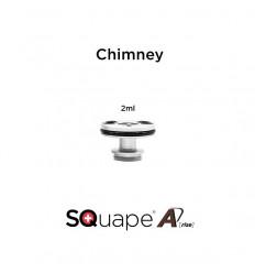 SQuape A[rise] RTA 2ml Nano chimney