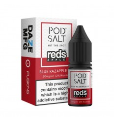 Pod Salt Blue Razapple