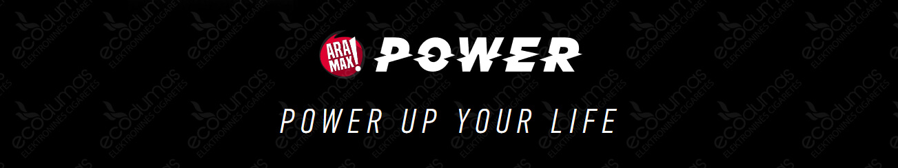 ARAMAX POWER - Power Up Your Life
