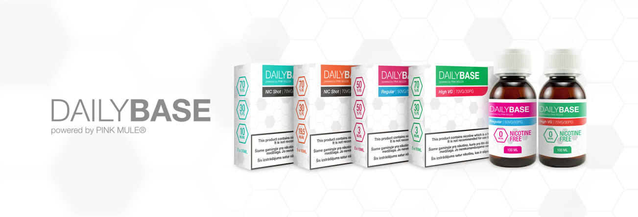 DAILYBASE powered by PINK-MULE
