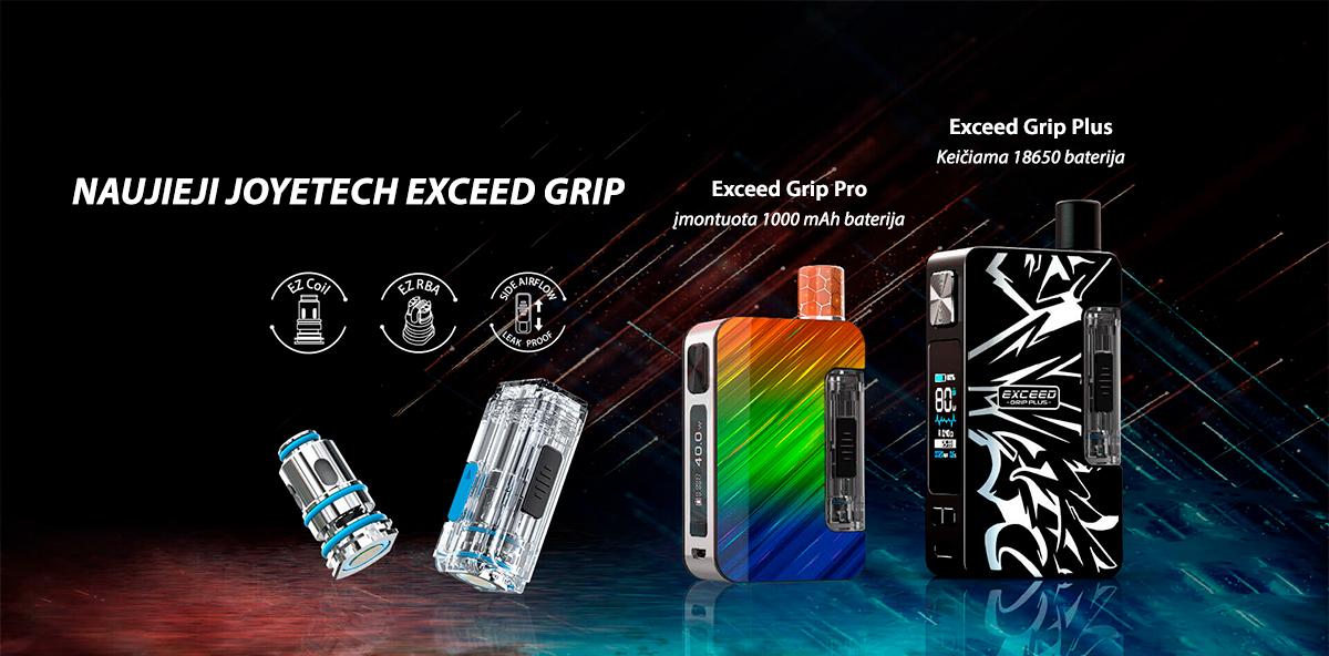 JOYETECH Exceed Grip Plus naujasis įrenginys