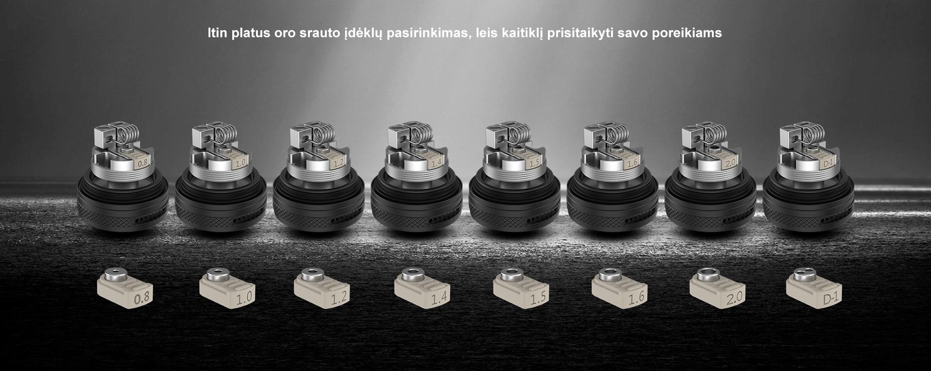 Naujasis Vandy Vape Berserker Mini V2 MTL