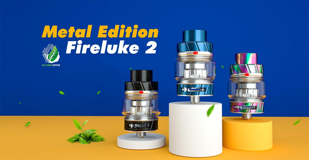 Naujasis Fireluke Freemax 2 kaitiklis